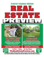 The Real Estate Preview - Central Virginia Edition