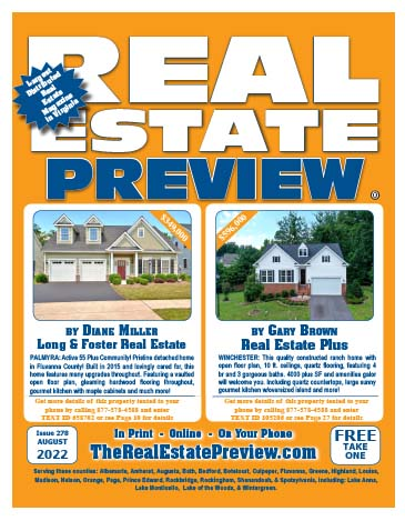 The Real Estate Preview - Shenandoah Valley Edition